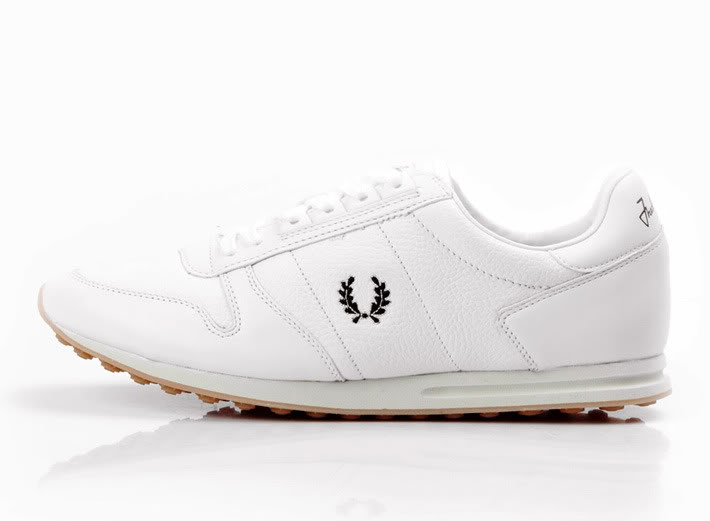 кроссовки FRED PERRY B4035